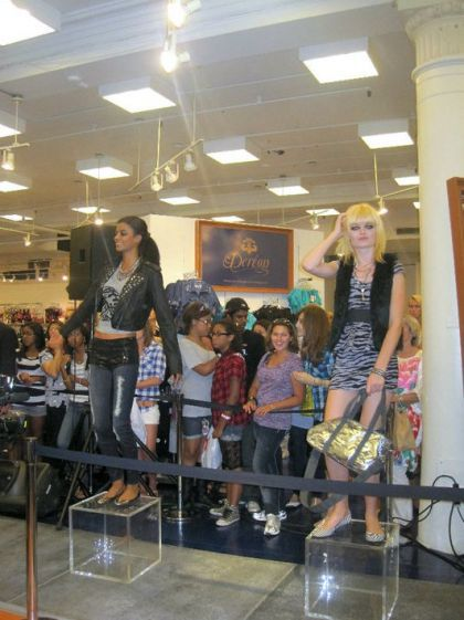 Madonna's Material Girl Line Launches: More Photos At Macy's NYC