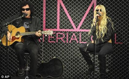 Madonna and Lourdes snub Taylor Momsen's live at Material Girl launch