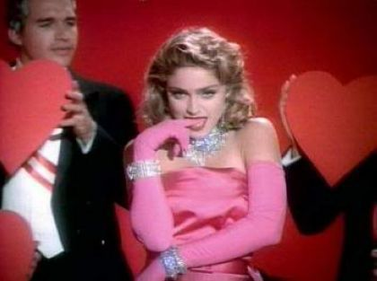 """Madonna Finally at Peace with """"Material Girl"""" Label"""
