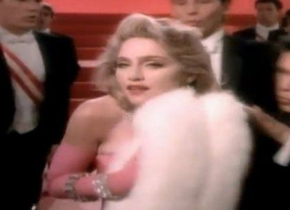 Vote for Madonna as The Best Marilyn Monroe