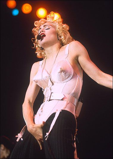 Madonna in 1990