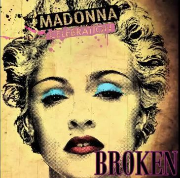Listen to ''Broken'', Madonna's unreleased song: LQ clip + lyrics