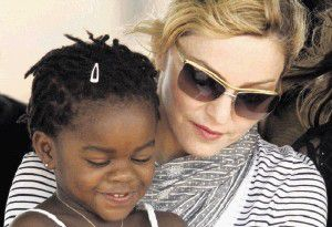 Sunday Times: Madonna denies access to Mercy
