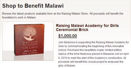 Raising Malawi Relaunches Online Store: Shop to Benefit Malawi