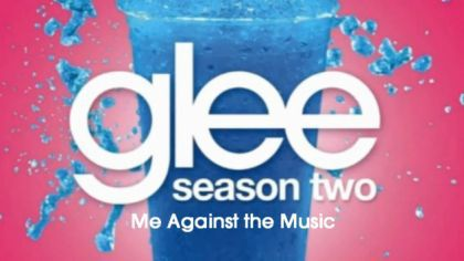 Madonna & Britney Spears ''Me Against the Music'': Glee version