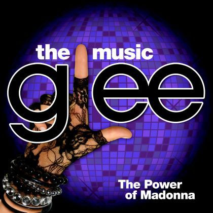 Glee - ''The Power of Madonna'' in France - April 2011