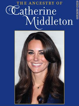 Kate Middleton is related to Madonna's ex-husband Guy Ritchie