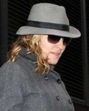 Madonna in London - April 15, 2011