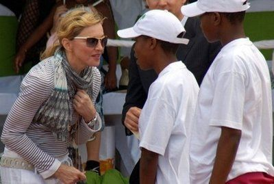 Madonna opens legal defence against Malawi workers