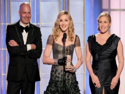 Madonna co-writer reacts to Golden Globes win for ''Masterpiece''