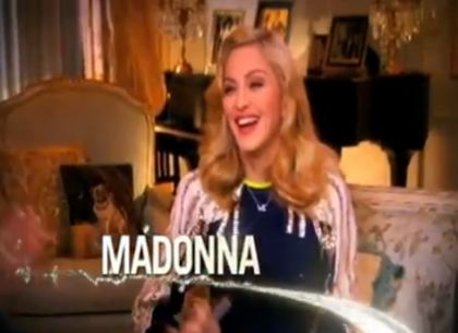 Teaser of ABC's ''Nightline'' interview with Madonna - Jan. 12, 2012