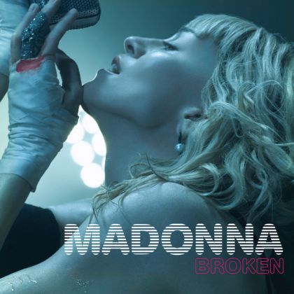 Madonna's ''Broken'' 12'' Vinyl Cover Art Revealed