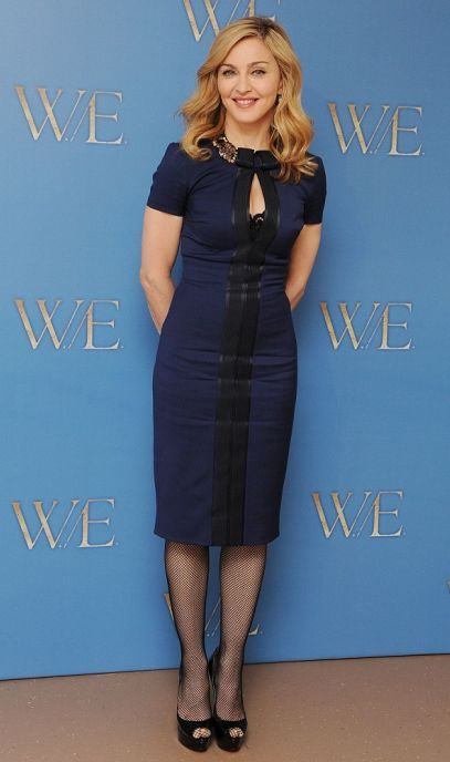 Madonna at UK premiere of ''W.E.'': Photocall - January 11, 2012