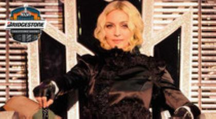 Madonna prepares for Super Bowl Halftime show