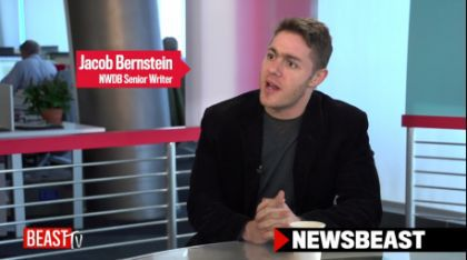 Video: Jacob Bernstein from Newsweek on his interview with Madonna
