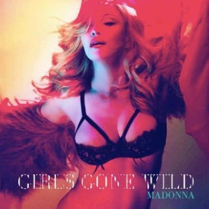 Madonna - ''Girls Gone Wild'': Official Cover