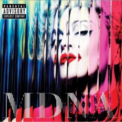 MDNA Day! Madonna's new album is now officially out worldwide!