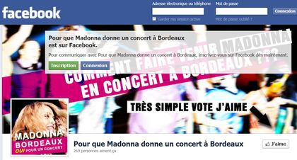 Madonna - MDNA Tour: Give France All Your Luvin'