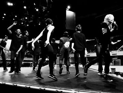 Madonna MDNA Tour: Photos from rehearsals