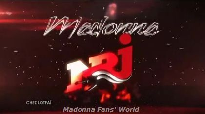 NRJ video ad: contest to attend Madonna World Tour 2012