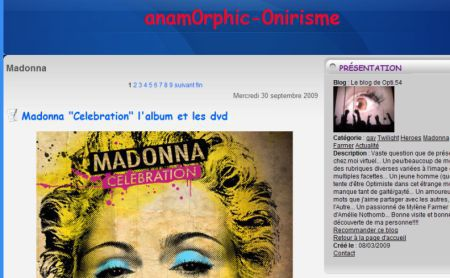 Welcome to 3 Madonna Fans in ''Madonna Fans' World Community''