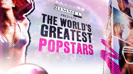 Vote for Madonna in 'The World's Greatest Popstars' until Nov. 25, 2009