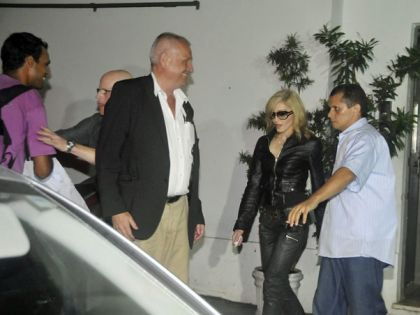 'A Collector of Celebrities' wants an autograph from Madonna in Rio