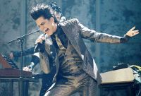 Adam Lambert tired of being asked about meeting Madonna