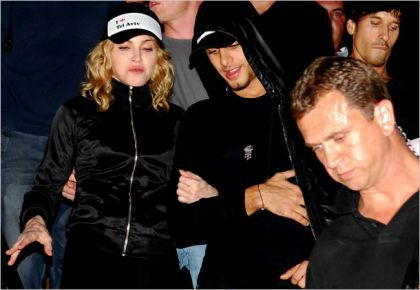 For Madonna's Boyfriend, Fame by Association: interview with Jesus Luz