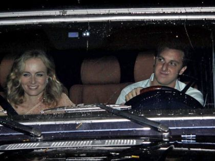 Angélica and Luciano Huck on Madonna's social projects in Brazil