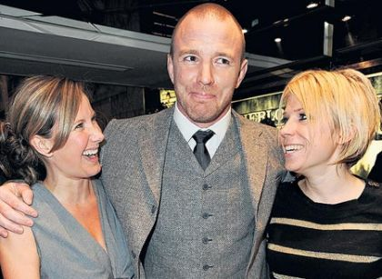 Guy Ritchie planning ultimate traditional family Christmas