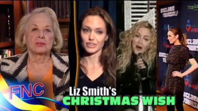 Video: Liz Smith's Christmas wishes for Madonna