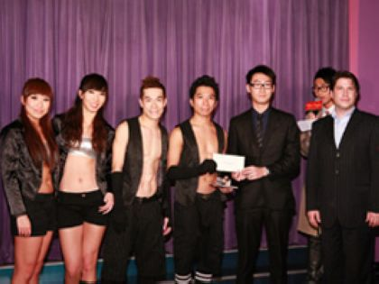 Winners of Dance Competition: So you think you can dance... like Madonna?