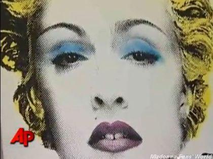 Madonna Gets 'Brainwashed': interview with Mr. Brainwash