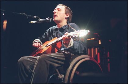 Vic Chesnutt, ''Guilty by Association'' songwriter, died