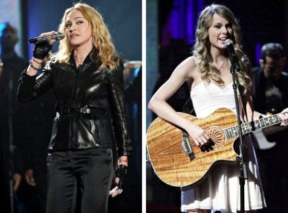 Hope for Haiti: Madonna and Taylor Swift's Performances