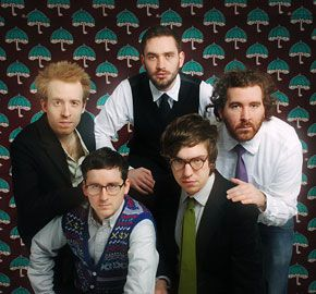 Hot Chip's new album inspired by Susan Boyle and Madonna