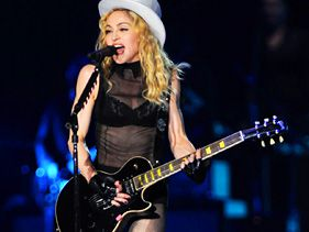 Madonna Join 'Hope For Haiti' Lineup