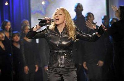Madonna and others shine at Haiti! The Haitian people need help