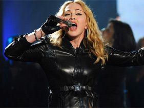 Madonna Brings Classic 'Like A Prayer' To 'Hope For Haiti Now'