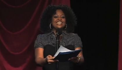 VIDEO: Sherri Shepherd Reads Hilarious Excerpts From Madonna's ''Sex''