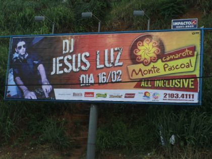 Jesus Luz confirmed for Carnaval in Salvador
