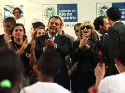 Rio Governor assistant confirms Madonna coming to Carnaval in Rio