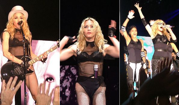 Sticky & Sweet Tour: More photos from the second show in Sao Paulo, Brazil