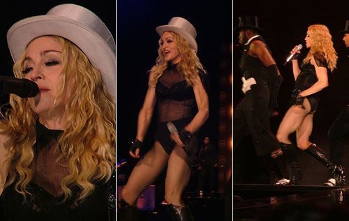 Sticky & Sweet Tour: Sao Paulo third and last concert press reviews