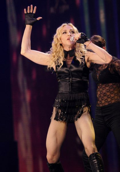 The Sticky & Sweet Tour 2008 is over!
