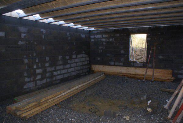 Etanch it des murs du sous sol maisonperrault for Etancheite sous sol interieur