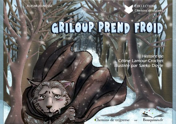 Couverture Griloup prend froid-blog