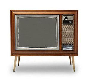 ancienne television