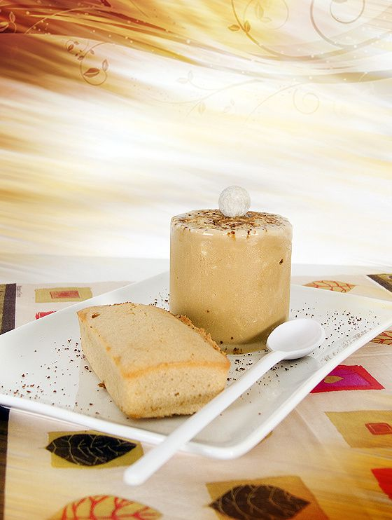 glace cafe financier